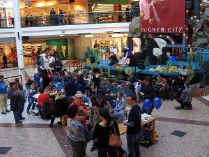 Lugner City 2014 Spass Kids